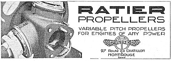 Ratier Propellers 1947