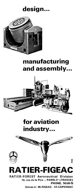 Ratier-Figeac Aircraft  Propellers & Equipment