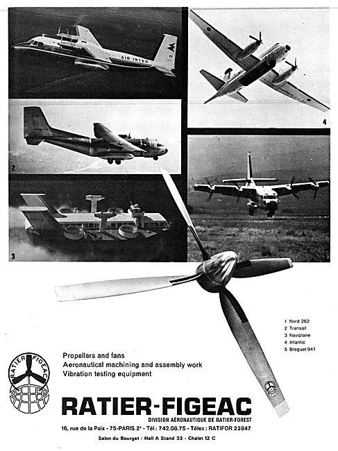 Ratier-Figeac Propellers & Fans
