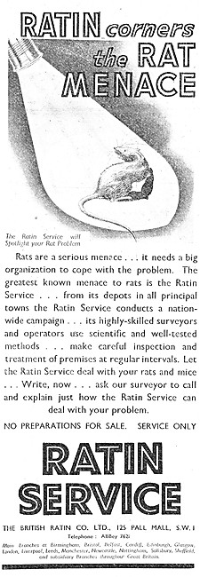 Ratin Rodent Control Service For Factories & Warehouses