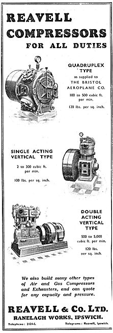 Reavell Industrial Compressors