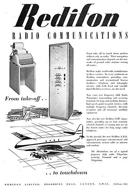Redifon Airport Radio Equipment