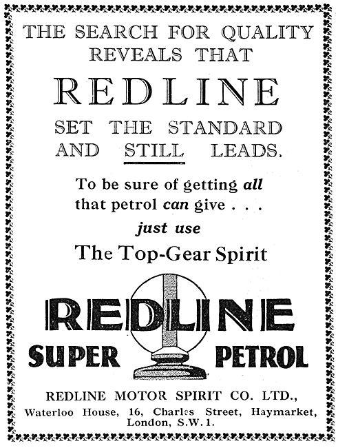 Redline Petrol