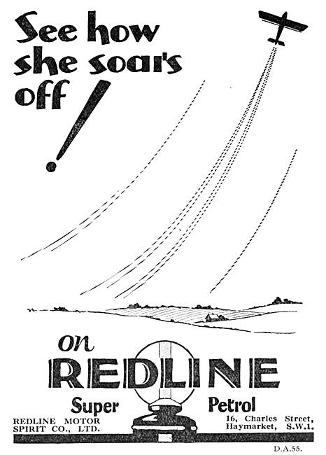 Redline Aviation Fuel - Redline Super Petrol