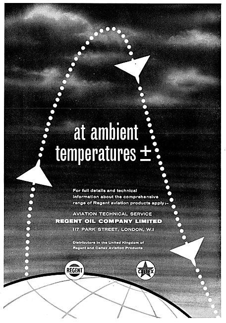 Regent Oil Aviation Fuels & Lubricants