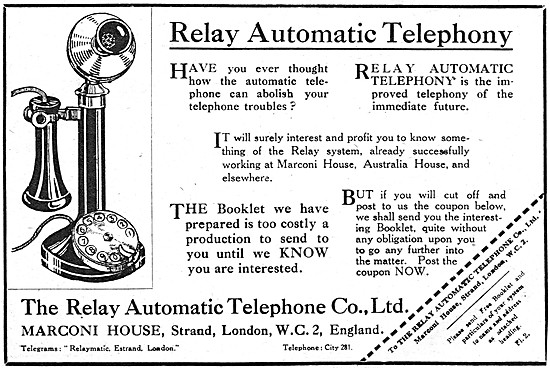 The Relay Automatic Telephone Company
