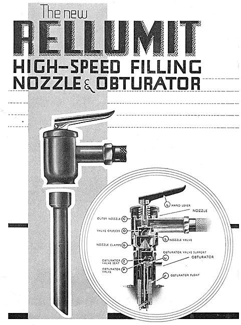 Rellumit High Speed Filling Nozzle & Obturator