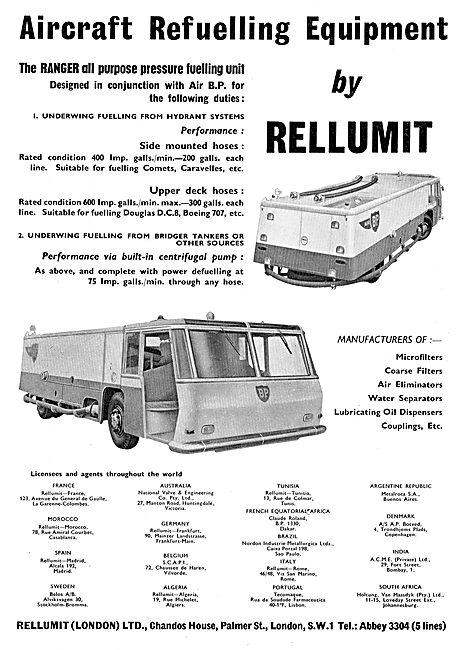Rellumit Ranger All Purpose Pressure Refuelling Unit