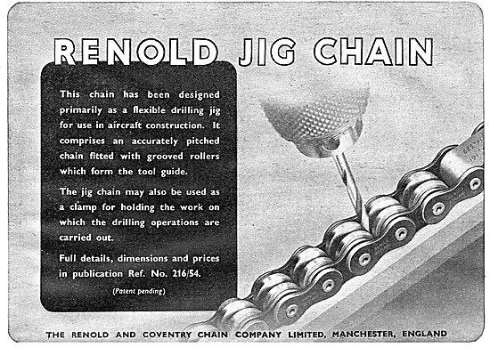 Renold Chains - Jig Chain