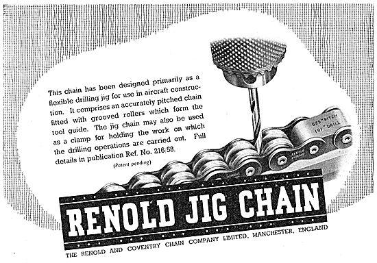 Renold Jig Chains
