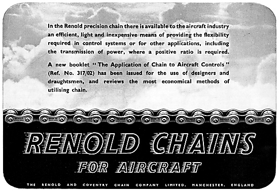 Renold Chains 1940