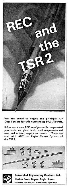 Research & Engineering Controls : Air Data Sensors