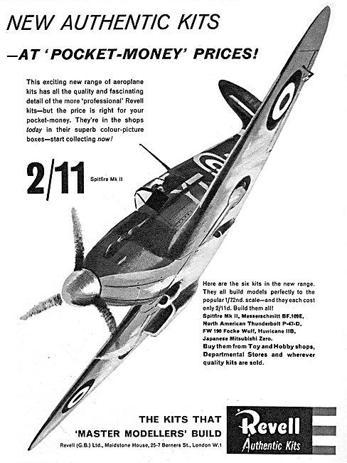Revell 1/72 Spitfire