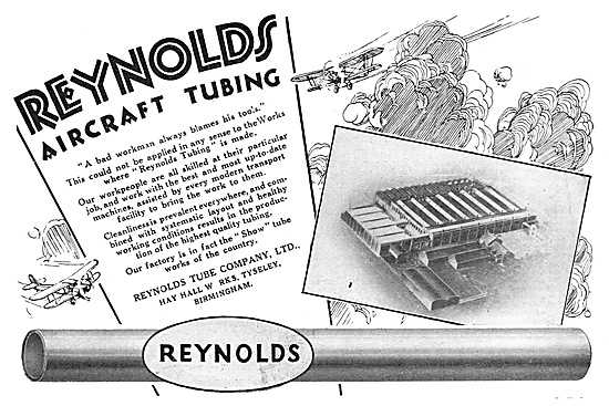 Reynolds Aircraft Tubing Have A Highly Skilled Workforce
