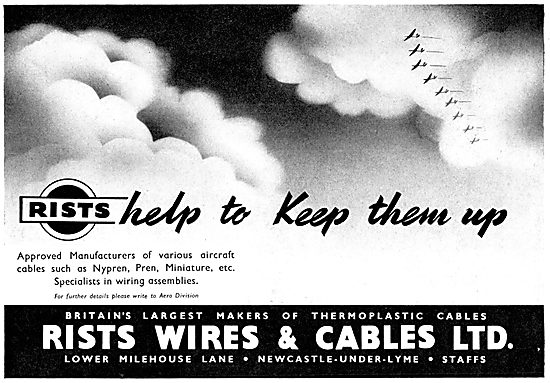 Rists Aircraft Wires & Cables