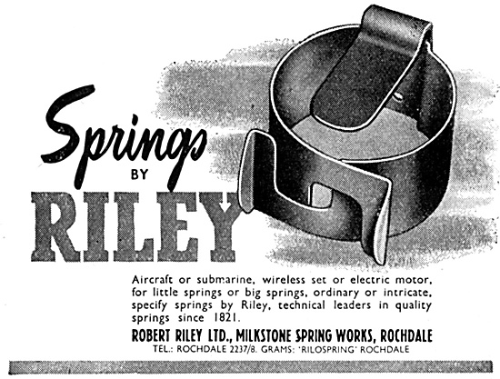 Robert Riley Springs