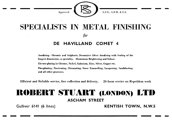 Robert Stuart  - Metal Finishing Processes. Anodising