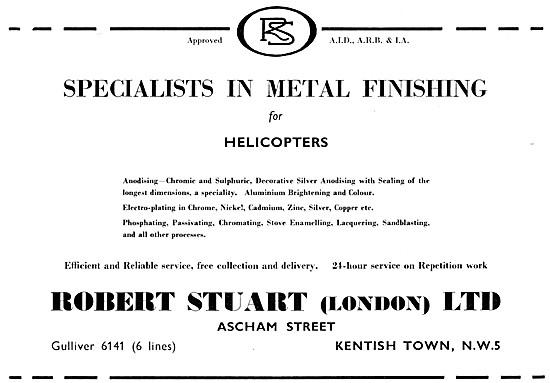 Robert Stuart  - Metal Finishing Processes Electro-Plating