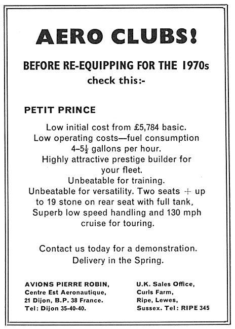 Robin Petit Prince