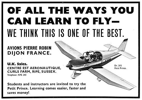 Robin Dr.315 Petit Prince