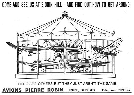 Robin Aircraft 1970