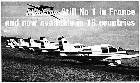 Robin Aircraft 1976