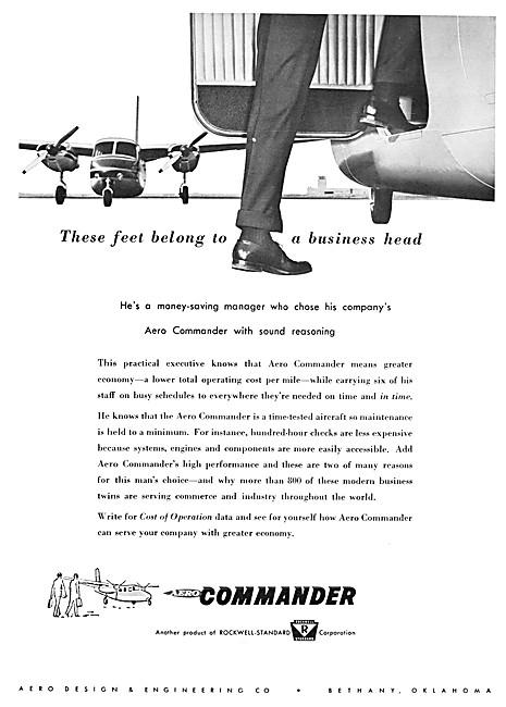Rockwell Aero Commander