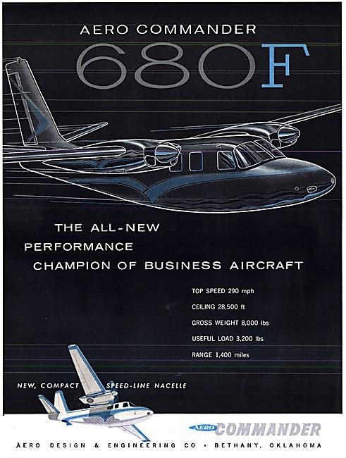 Rockwell Aero Commander 680F