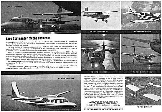 Rockwell Aero Jet Commander