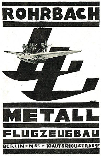 Rohrbach Metall Flugzeugbau