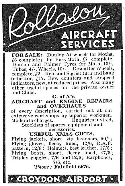 Rollason Aircraft Services