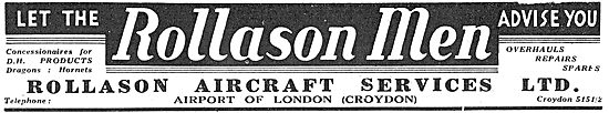 Rollason Men - Croydon - Sales Service