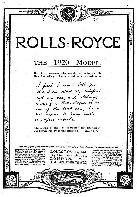 Rolls-Royce Engines - Testimonial