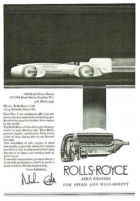 Rolls-Royce Malcolm Campbell