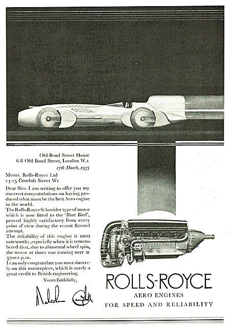 Rolls-Royce Malcolm Campbell