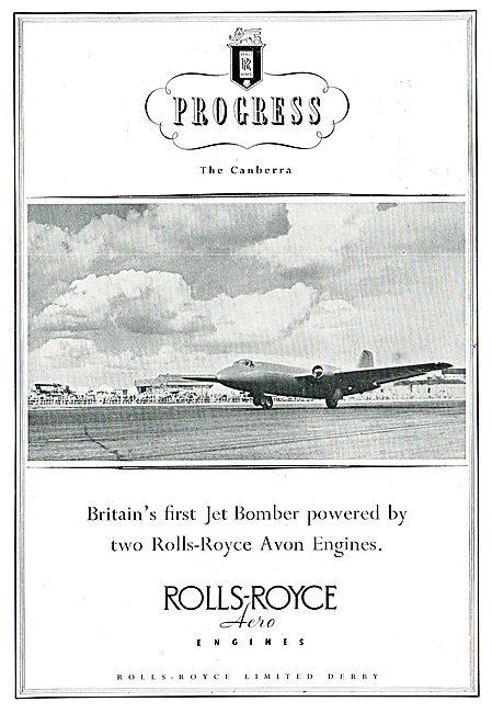 Rolls-Royce Avon Canberra