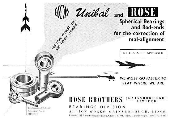 Rose Brothers Bearings