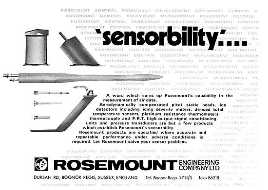 Rosemount Pressure Heads