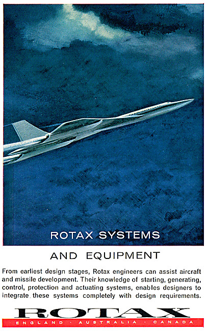 Rotax Electrical Systems & Components For Aircraft