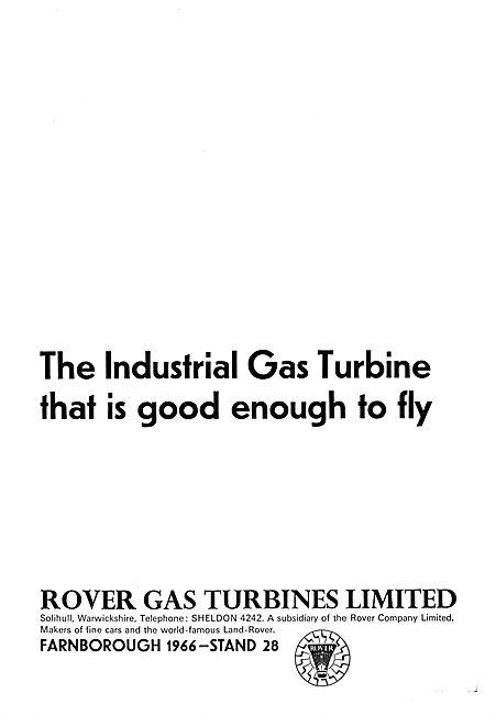 Rover Gas Turbines