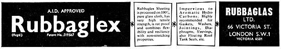 Rubbaglas - Rubbaglex Silicone & Silastic Rubber