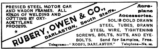 Rubery Owen AGS & Components