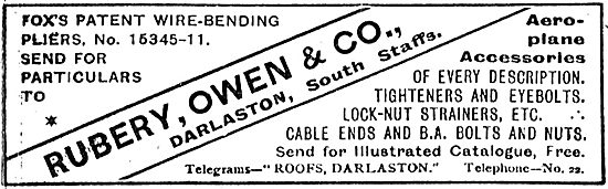 Rubery Owen - Darlaston South Staffs