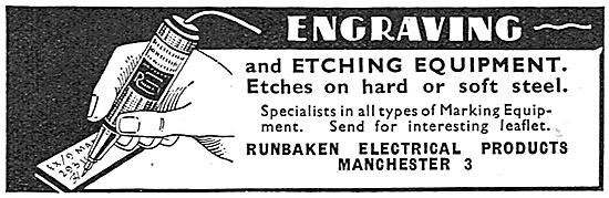 Runbaken Electrical Engraving Tools