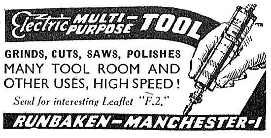 Runbaken Electrical Etching Tools