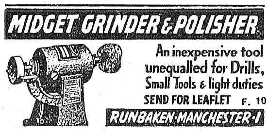 Runbaken Midget Grinder & Polisher