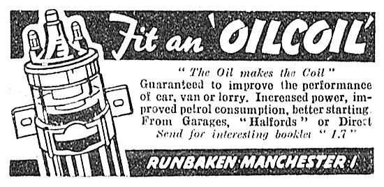 Runbaken OilCoil 1948