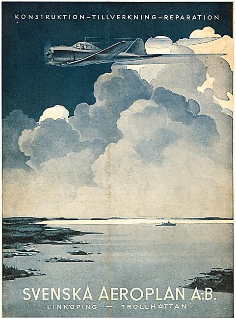 SAAB Aircraft 1940