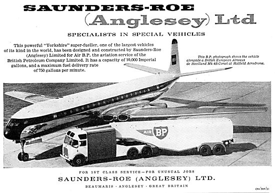 Saunders-Roe Anglesey