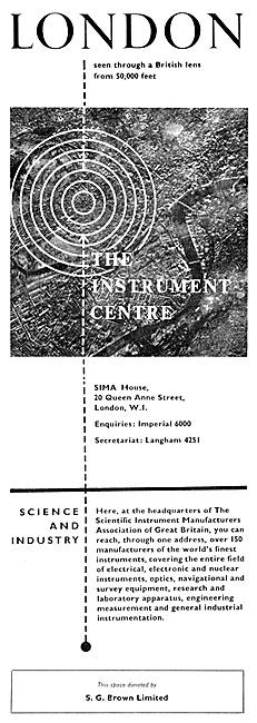 S.G.Brown Instruments 1958